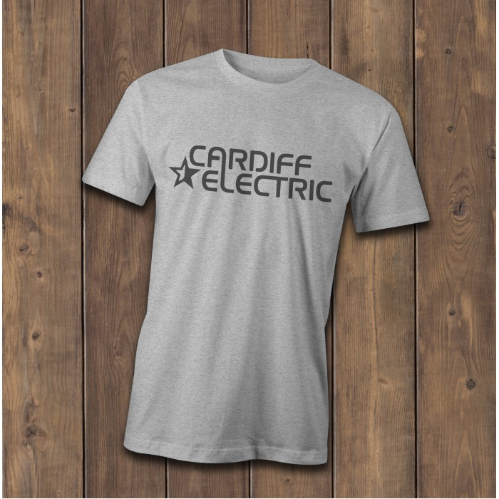 Cardiff Electric T-Shirt, Halt and Catch fire TV Show, Various colours