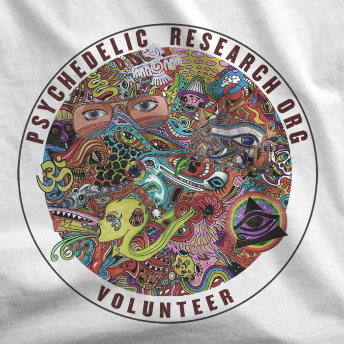 Pyschedelic research T-Shirt