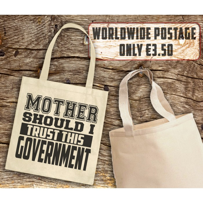 Mother Pink Floyd Tote