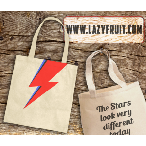 David Bowie Tote