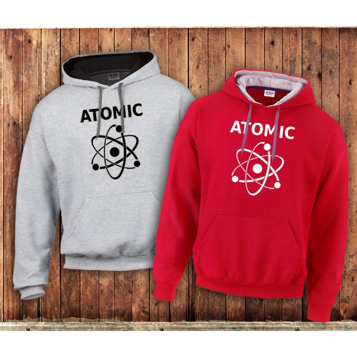Atomic science Hoody