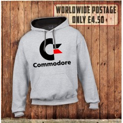 Commodore 64 retro Hoody
