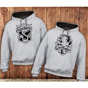 Syltherin, Gryffindor Hoody