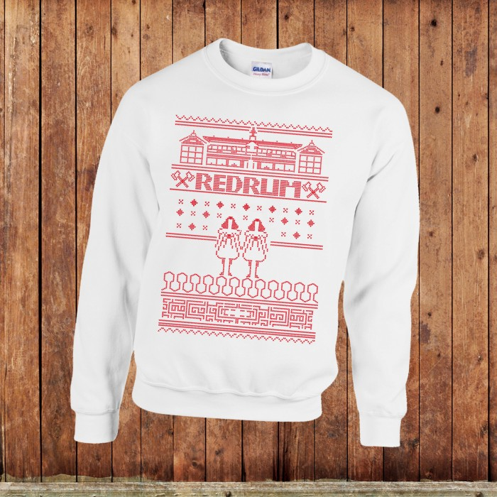 the shining christmas jumper
