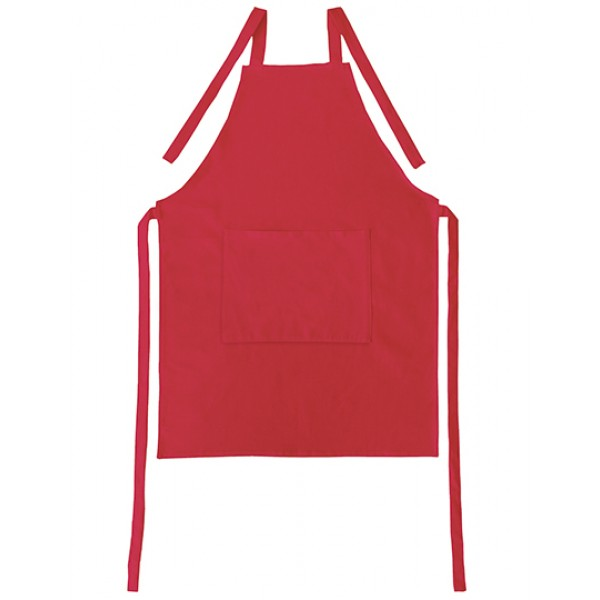 Apron with Pocket Canvas