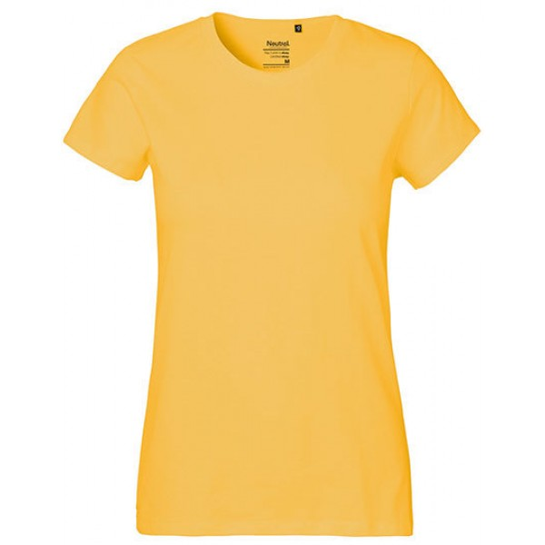 Fairtrade Organic Women's T-Shirt