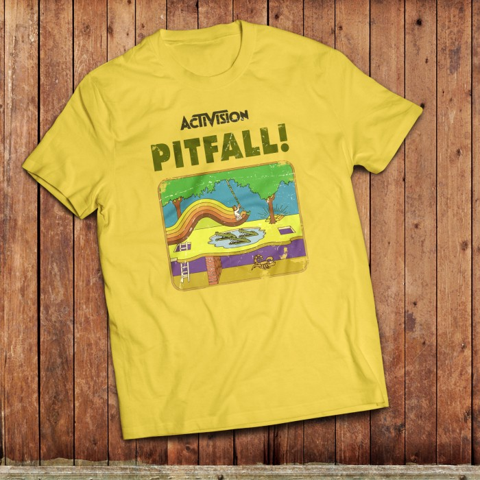 Pitfall T-Shirt,