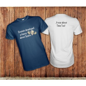 Einstein quote T-Shirt
