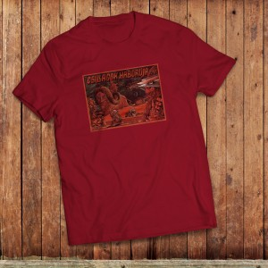 Hungarian Star Wars Poster T-Shirt
