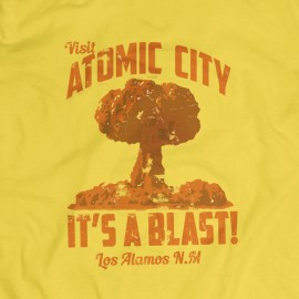 Atomic City, It's a blast T-Shirt