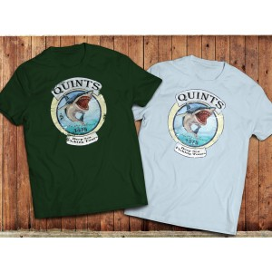 Jaws Quints T-Shirt