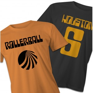 Rollerball T-Shirts