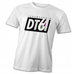 DT64  DDR radio T-Shirt