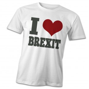 I love brexit T-Shirt