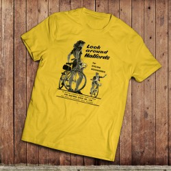 Halfords retro Cycling T-Shirt