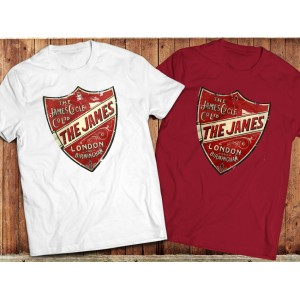 Classic James Cycles T-Shirt