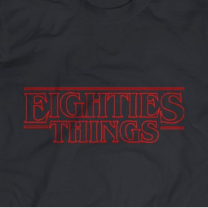 Eighties Things T-Shirt,