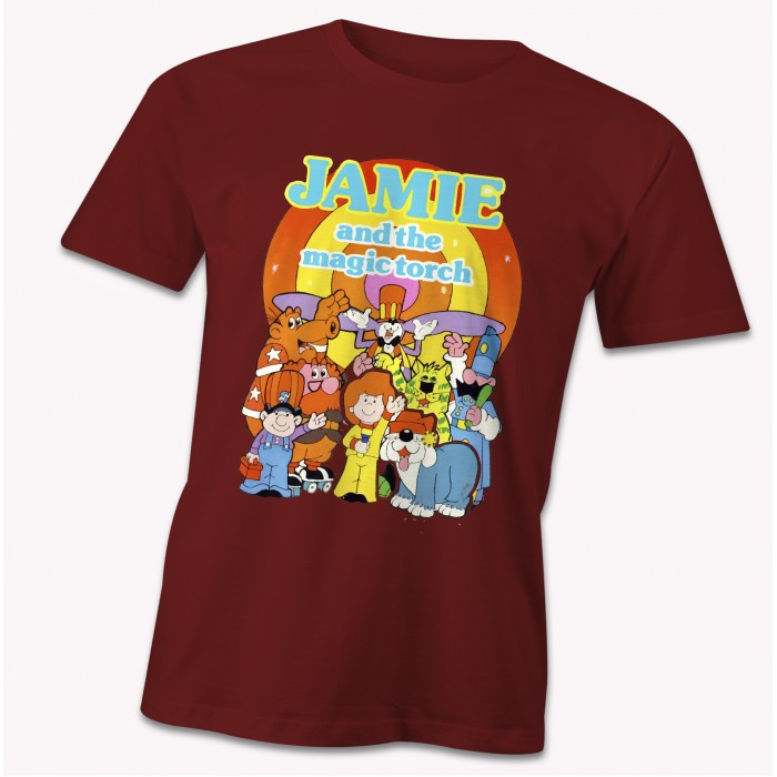 Jamie and his Magic Torch T-Shirt