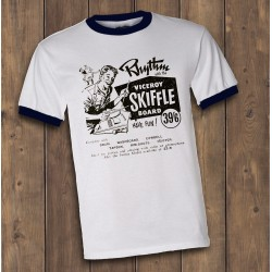 Skiffle Board T Shirt,