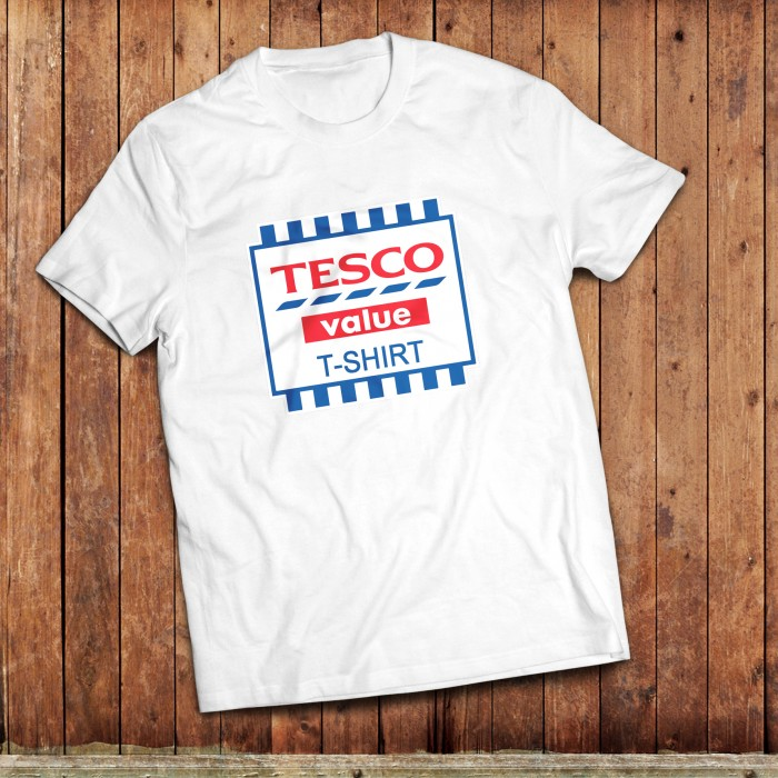 Tesco Value T-Shirt