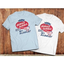Retro Bubble gum T-Shirt